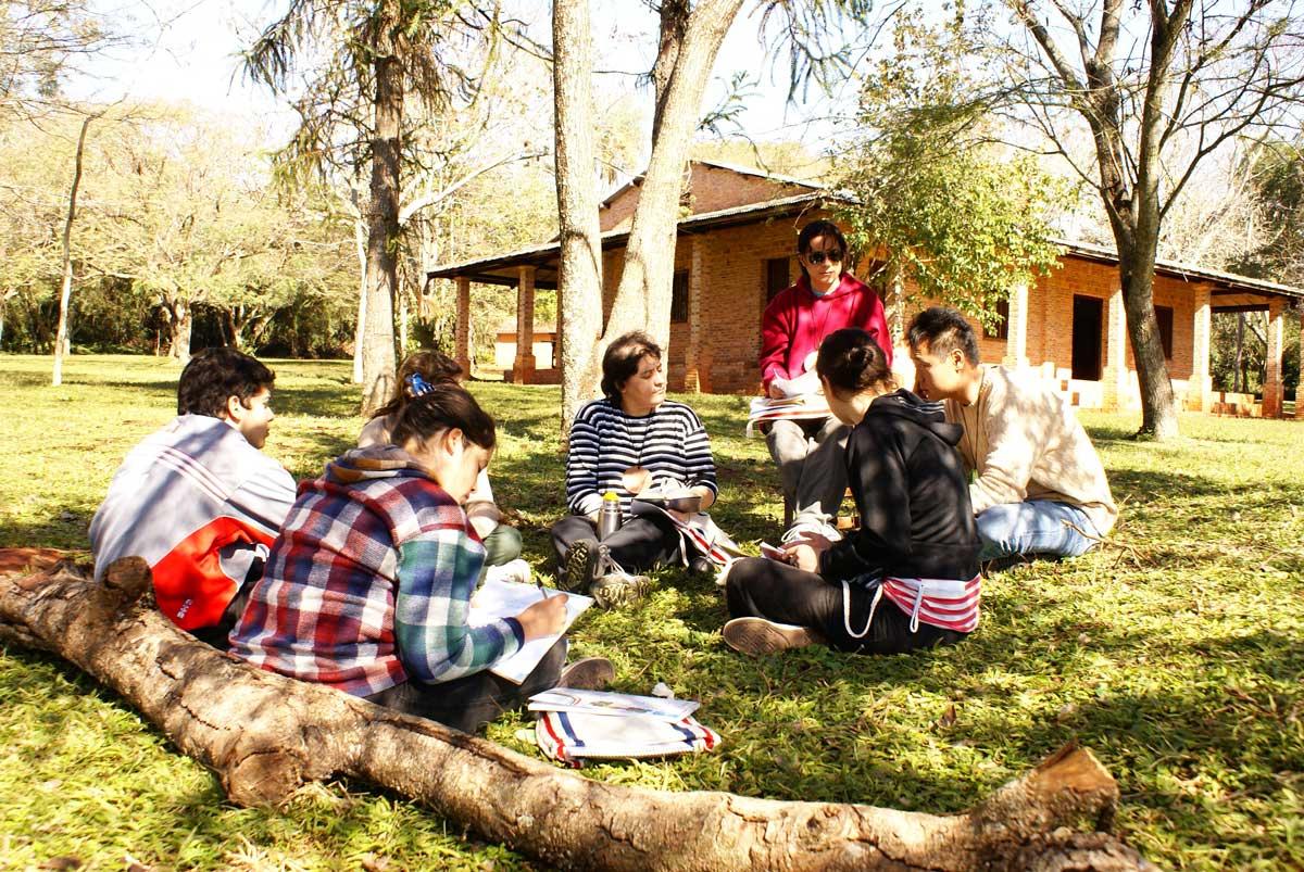 Bienaventurada la recreación, Paraguay 2011